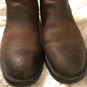 Geox Shoes - Clintford ABX MAN GEOX Boot RESPIRA